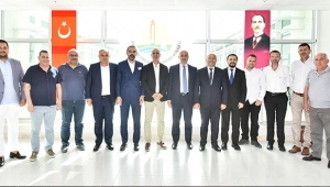 Antalya'nın gururları bir araya geldi