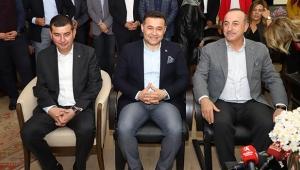 """Bakan Çavuşoğlu: """"Bundan sonraki süreçte turist sayısı artarken kaliteyi de artıracağız"""