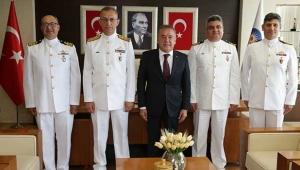 """Başkan Böcek: """"Denizkurdu Türk donanmasının gücünü dünyaya gösterdi"""""""