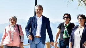 Başkan Uysal'dan Anneler Günü daveti