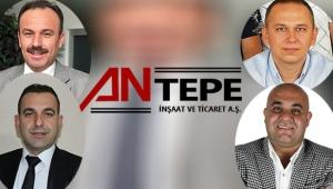 Büyükşehir şirketi ANTEPE yönetimi şekillendi
