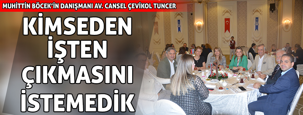 Cansel Tuncer: