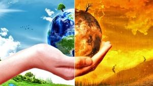 İklim değişikliğine dikkat çekilecek