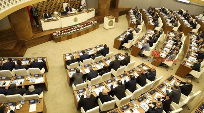 Mecliste 'Boş laf' tartışması
