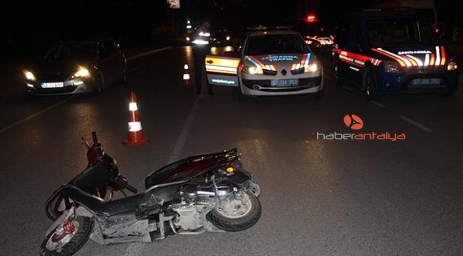 Motosiklet kazasında hayatını kaybetti