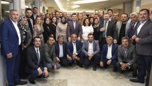 Tütüncü, listeye giremeyen meclis üyesi adaylarıyla buluştu