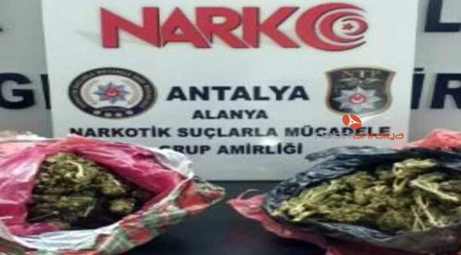 Uyuşturucu ticareti yapan Türkmen yakalandı
