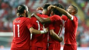 A Milli Futbol Takımı'nın konuğu Fransa