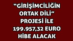 """ANSİAD """"Girişimciliğin Ortak Dili"""" projesi ile 199.957,32 Euro hibe alacak"""