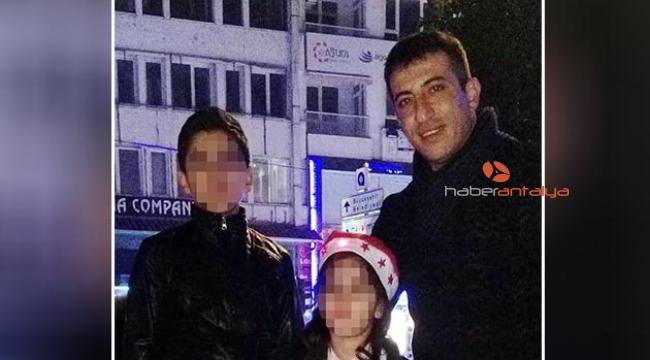 Babasını öldüren çocuk tahliye edildi