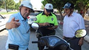Dedelerin trafik cezasından kurtulma hikayesi