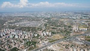 Küllerinden doğan mahalle, ticaret ve eğitim merkezi oluyor