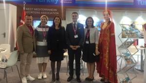 BAİB'den Rusya'da 2 işbirliği protokolü