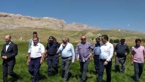 Bakan Çavuşoğlu'nun yayla serüveni