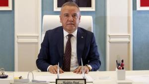 Başkan Böcek'ten, 24 Temmuz Gazeteciler ve Basın Bayramı mesajı