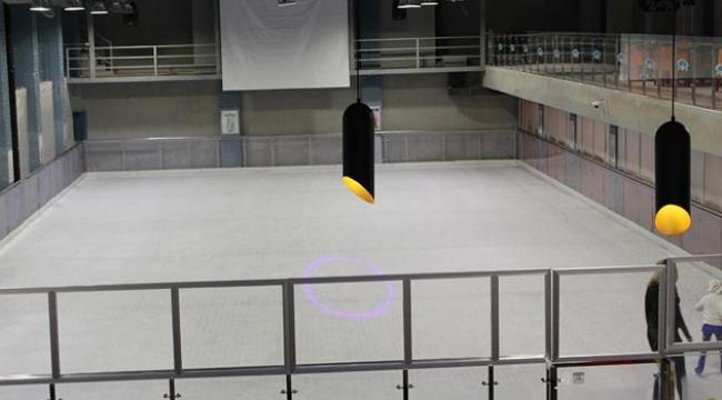 Buz pateni pisti yeniden ihaleye çıkıyor