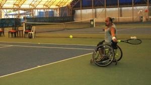 Engelli sporcudan sponsor çağrısı