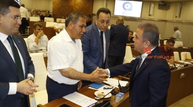 Meclis, Kırcami için birleşti
