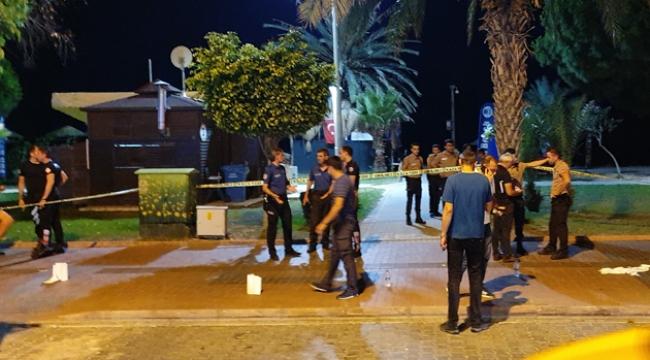 Sokak ortasında silahlı kavga: 1 ölü !