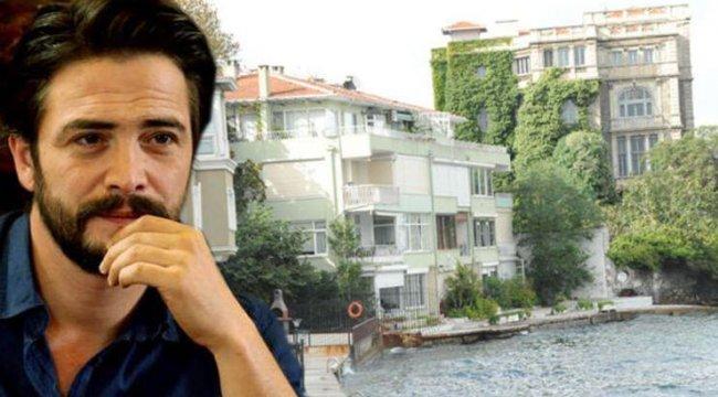 Ahmet Kural o evden taşınıyor