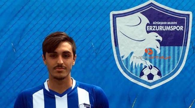 Antalya'lı gol makinesi Erzurumspor'da