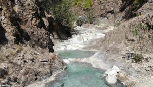 Antalya'nın ilk jeotermal su kaynağı bulundu !