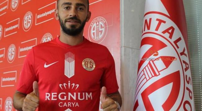 Antalyaspor, Eren Albayrak'ı renklerine bağladı