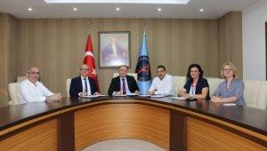 AÜ ve devlet hastanesi arasında işbirliği protokolü