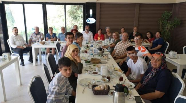 Büyükşehir Avrupa Şampiyonu Benay Balcı'yı misafir etti