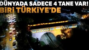 Dünyada sadece 4 tane var, biri Türkiye'de