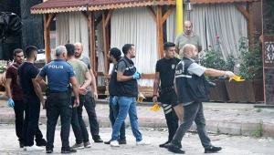 Kemer'de silahlı kavga: 3 yaralı
