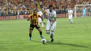 MAÇ SONUCU ! Göztepe 0 - Antalyaspor 1 Gol! Diego Angelo