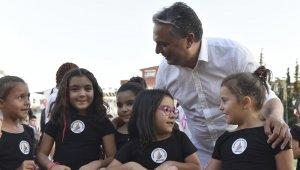 Muratpaşa'da sporun geleceği güvende