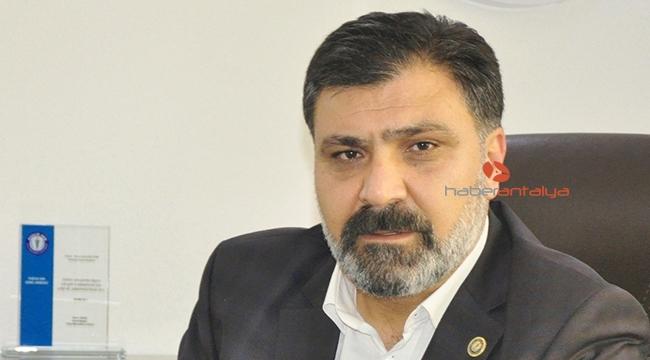 Sağlık-Sen Antalya Şube Başkanı Kuluöztürk: