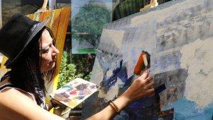 Sanatçılar Ulusal Alternatif Turizm Kültür Sanat Çalıştayı'nda buluştu