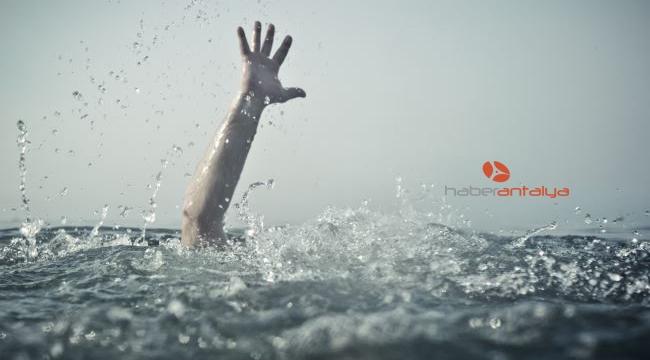 Sulama havuzuna düşen çocuk boğuldu