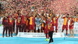 Süper Kupa Finali: Galatasaray: 1 - Akhisarspor: 0