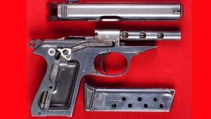 Antalya'da ruhsatsız silah tamir yeri açılmayacak