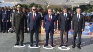 19 Eylül Gaziler Günü törenle kutlandı.