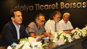ATB'den eski başkanlara vefa