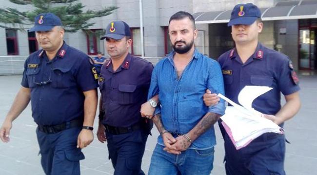 Cezaevi firarisi uyuşturucuyla yakalandı