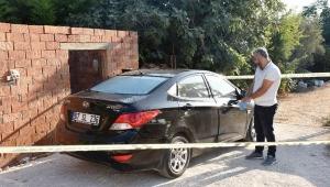 Emekli astsubay otomobilinde ölü bulundu