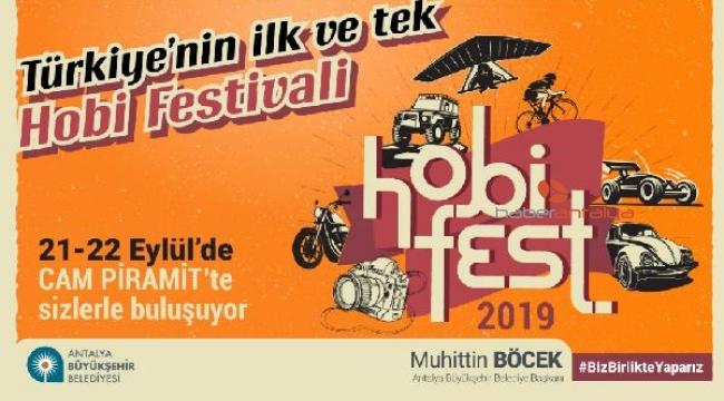 Hobi Fest 2019 gün sayıyor