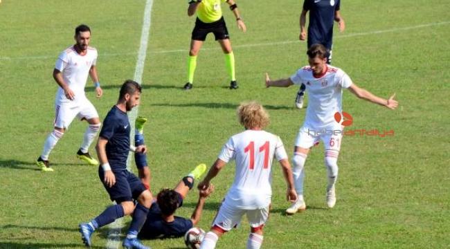 Kemerspor 2003 - Karaman Belediyespor: 2-0
