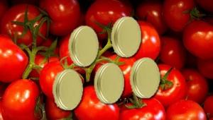Kışlık domates, biber kavanoz kapaklarını karaborsaya düşürdü