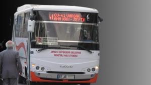 Halk otobüsü şoföründen 76 yaşındaki adama darp