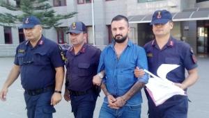 Şaşkın aşık tutuklandı