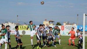 Serik Belediyespor - Manisaspor: 3-1