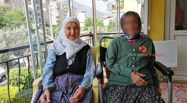 Yaşlı kadını kümese tıkıp, komaya soktu
