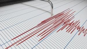 Akdeniz'de 3.4 büyüklüğünde deprem